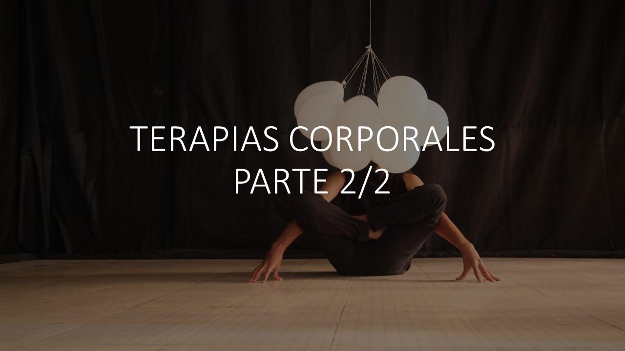 TERAPIAS CORPORALES 2