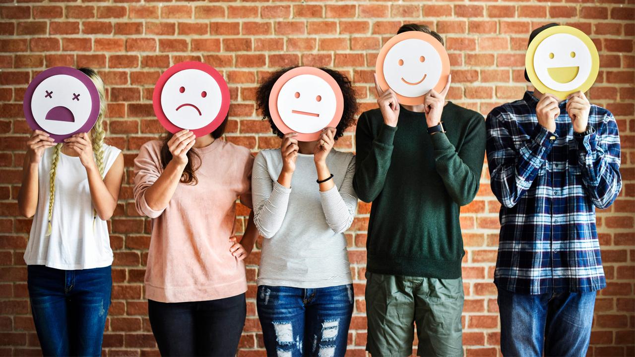 Las emociones y sus caras