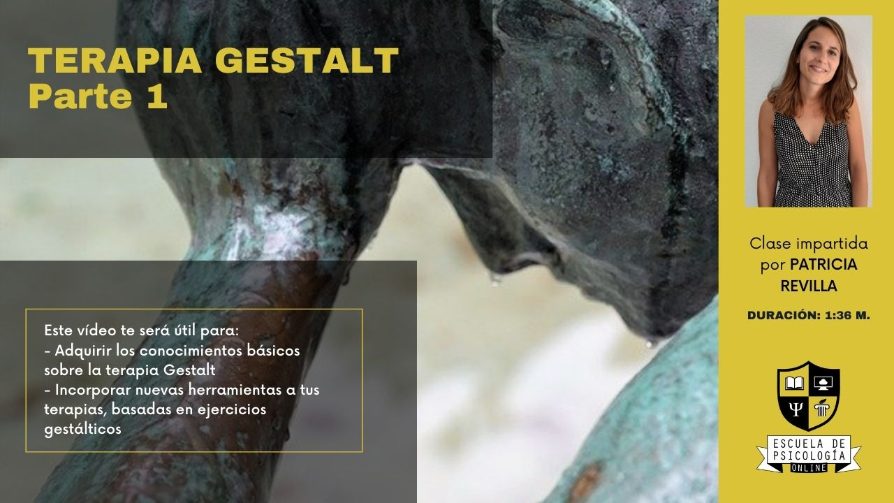 Terapia Gestalt – parte 1